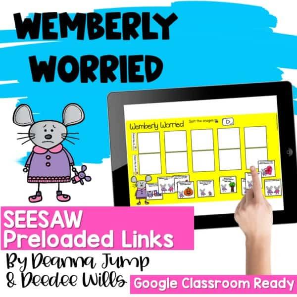 Seesaw Engaging Readers November 3