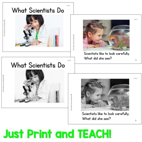 SEESAW Preloaded Guided Reading Nonfiction | Growing Bundle 11