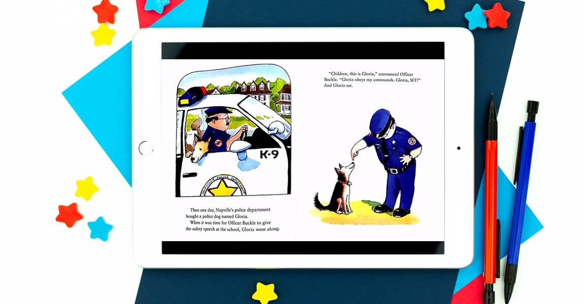Officer Buckle and Gloria activities that are printable and digital! Students respond to the story in writing and complete math & literacy tasks.