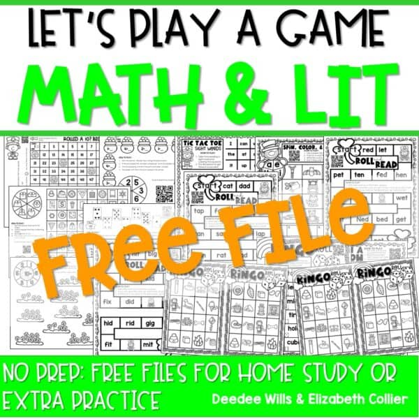 Let's Play a Game Free File 1