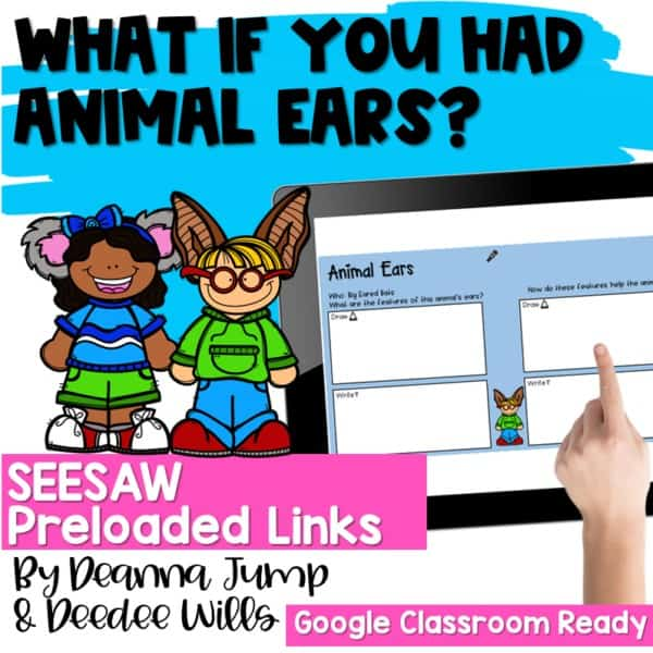 Seesaw Engaging Readers What If You Had Animal Series 2
