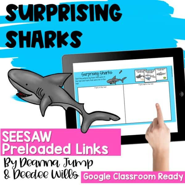 Seesaw Engaging Readers NonFiction Spring 3