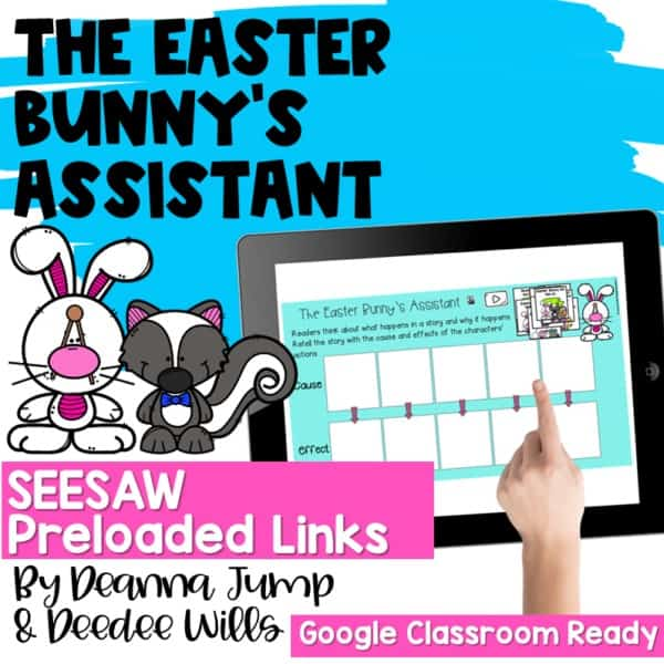 Seesaw Engaging Readers March Books 4