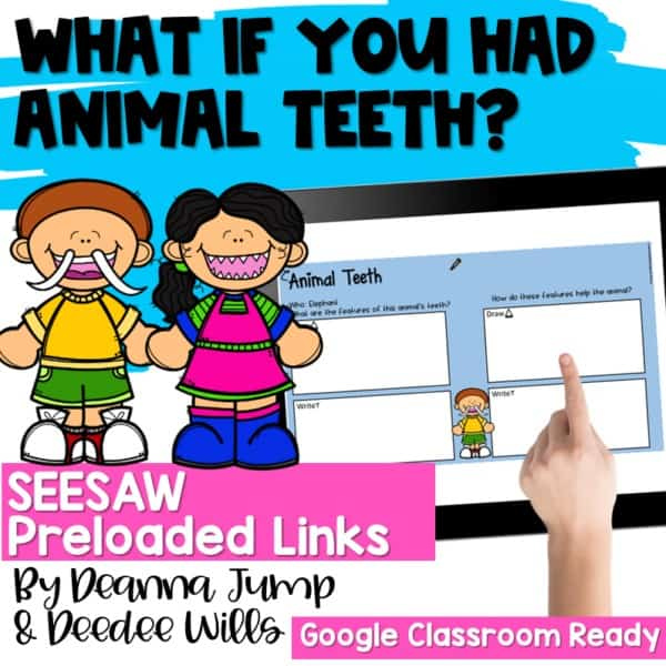 Seesaw Engaging Readers What If You Had Animal Series 3