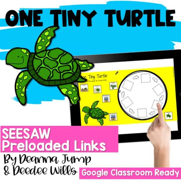 Seesaw Engaging Readers NonFiction Spring 4