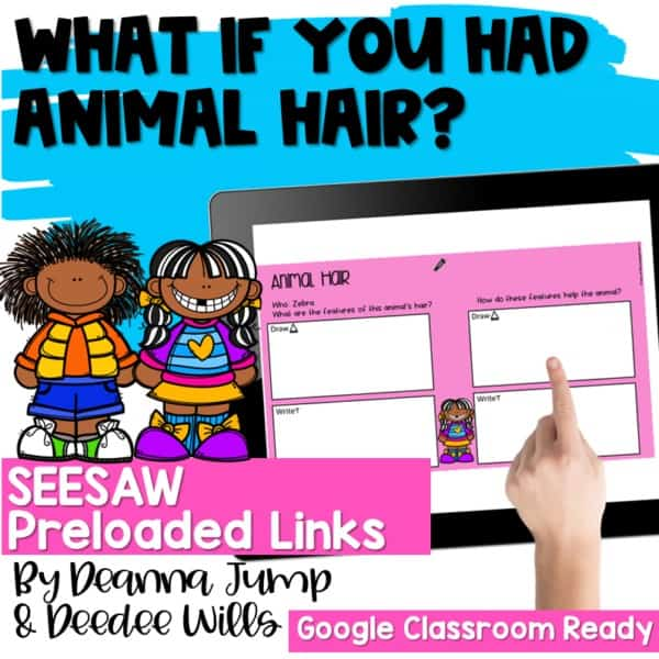 Seesaw Engaging Readers What If You Had Animal Series 4