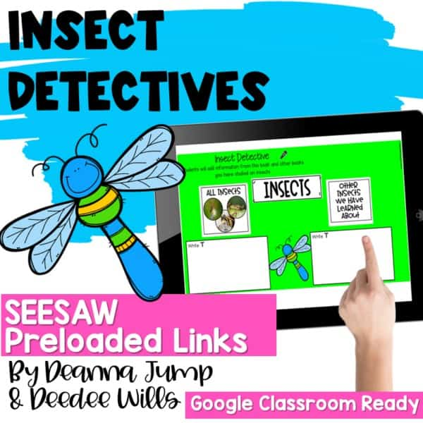 Seesaw Engaging Readers NonFiction Spring 5