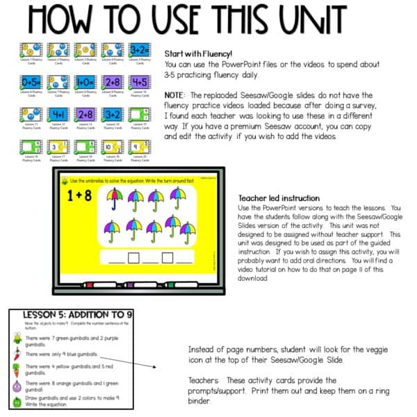 Digital Math Activities Bundle 4