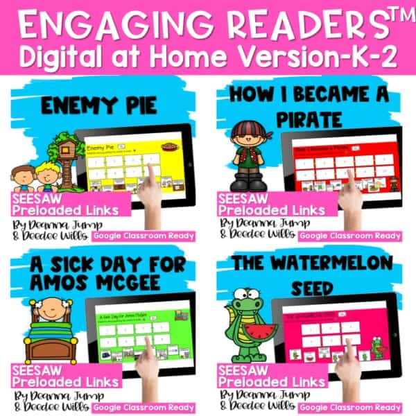 Seesaw Engaging Readers May Books 1