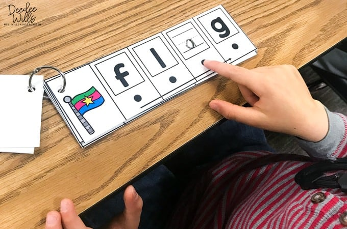 Blending word activities are here! Students touch, read, and write CVC & CVCe words, as well as blends and digraphs.