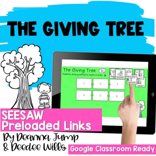 Seesaw Engaging Readers April Books 3