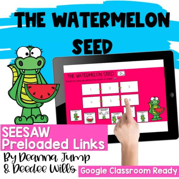 Seesaw Engaging Readers May Books 5