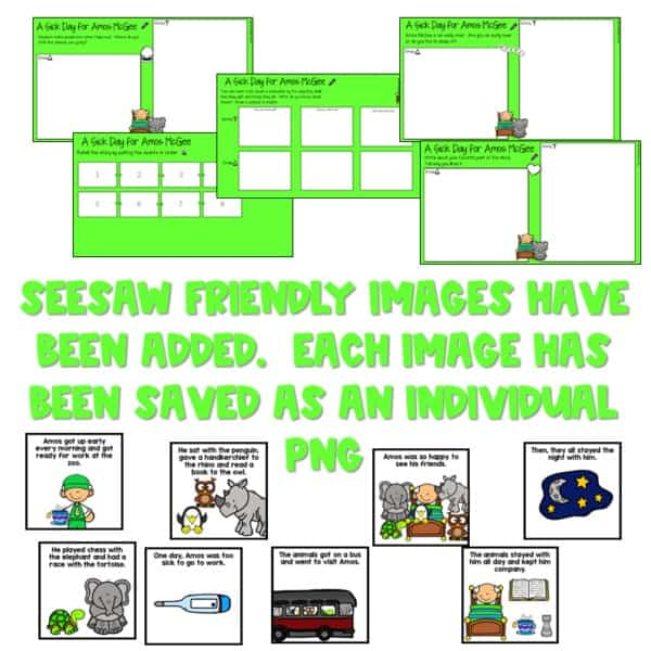 Seesaw Engaging Readers May Books 8