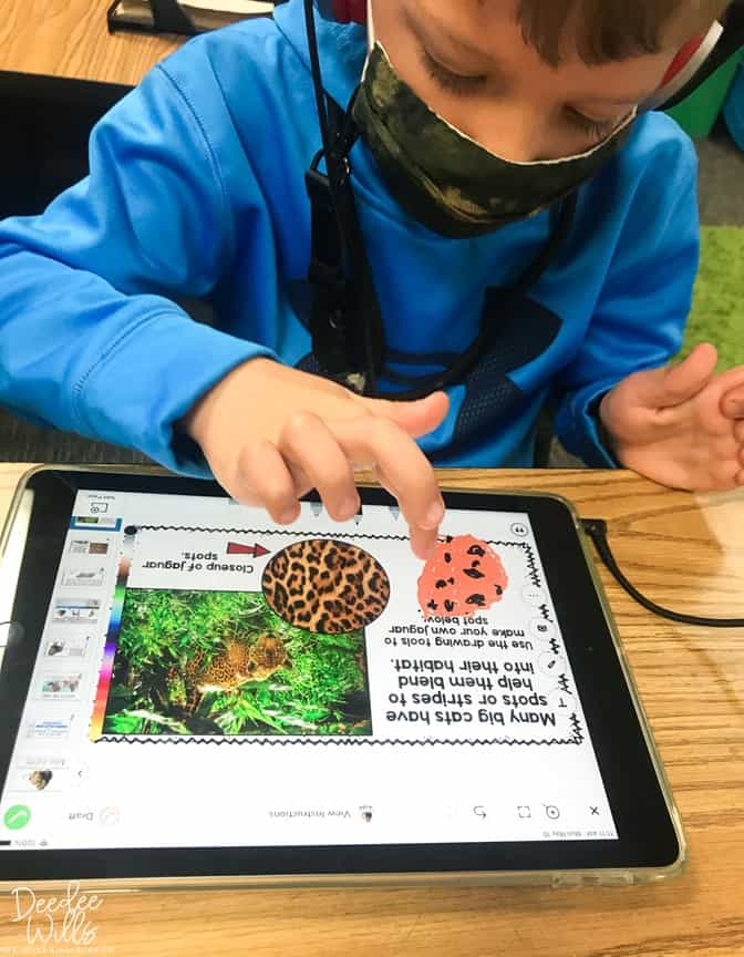 Zoo lesson plans for kindergarten and first grade. Reading, math & literacy centers, science activities, and a math freebie will keep your students engaged in your zoo unit of study!