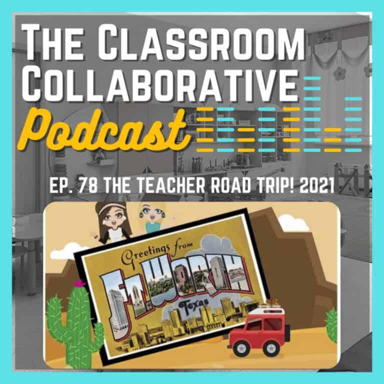 The Teacher Road Trip!