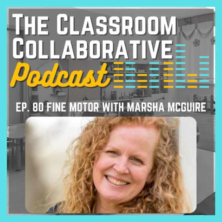 Fine Motor with Marsha McGuire