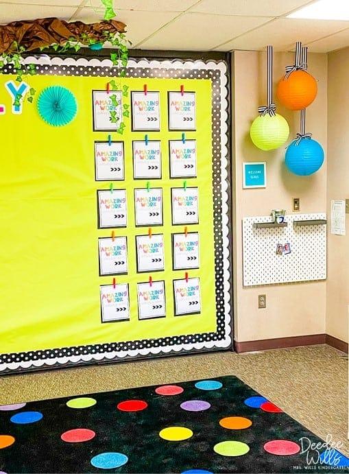 Classroom Tour and Design Ideas - Free File 3