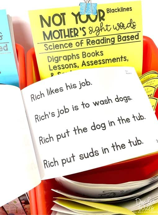 The BEST Kindergarten Schedule to Help You Fit it All in! 10