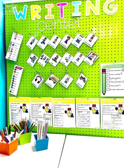 Classroom Tour and Design Ideas - Free File 13