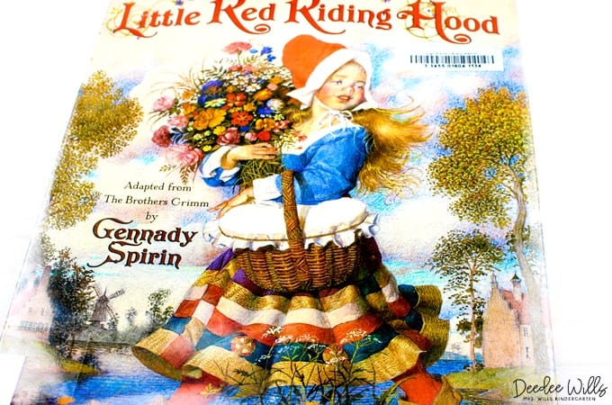 25 Fun Versions of the Little Red Riding Hood Story 2