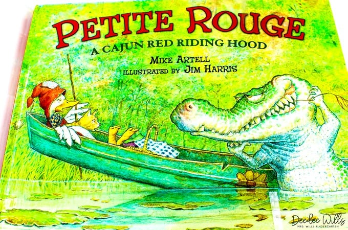 25 Fun Versions of the Little Red Riding Hood Story 10