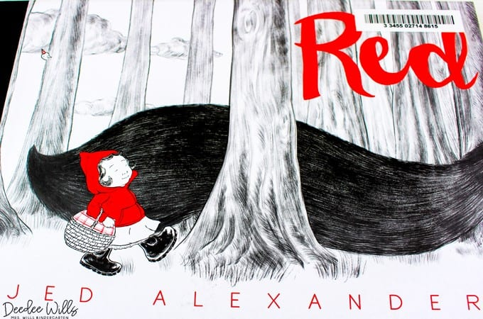 25 Fun Versions of the Little Red Riding Hood Story 16