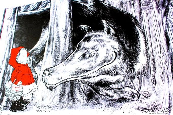 25 Fun Versions of the Little Red Riding Hood Story 17