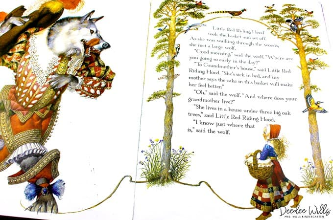 25 Fun Versions of the Little Red Riding Hood Story 3