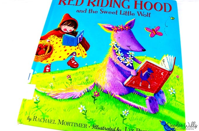 25 Fun Versions of the Little Red Riding Hood Story 21