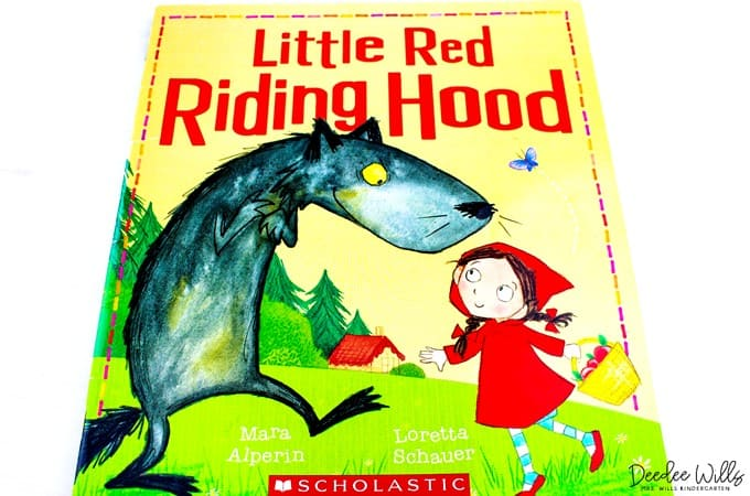 25 Fun Versions of the Little Red Riding Hood Story 1