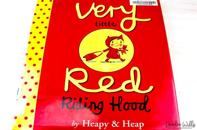 25 Fun Versions of the Little Red Riding Hood Story 4