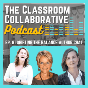 Shifting the Balance Author Chat
